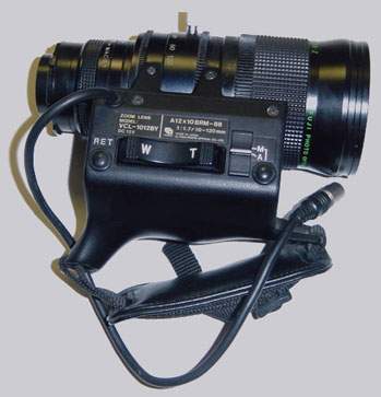 Fujinon VCL-1012BY Lens